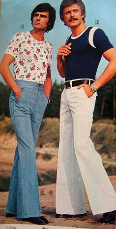 Flared Pants- 1970's to 2017 trend - Be you, very well