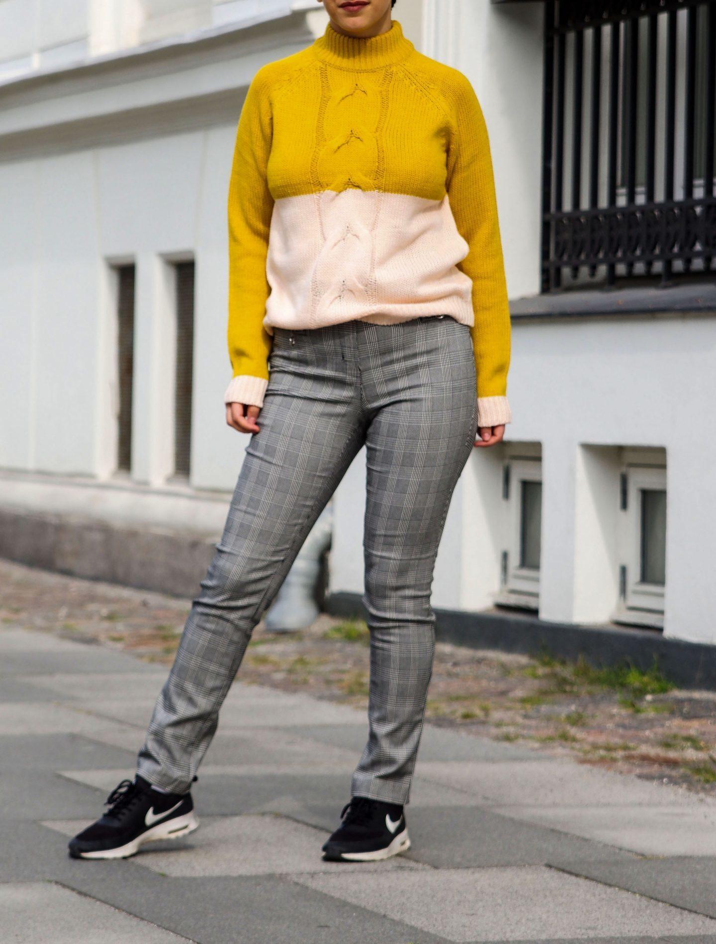 Yellow Sweater Asos Fall Fashion copy