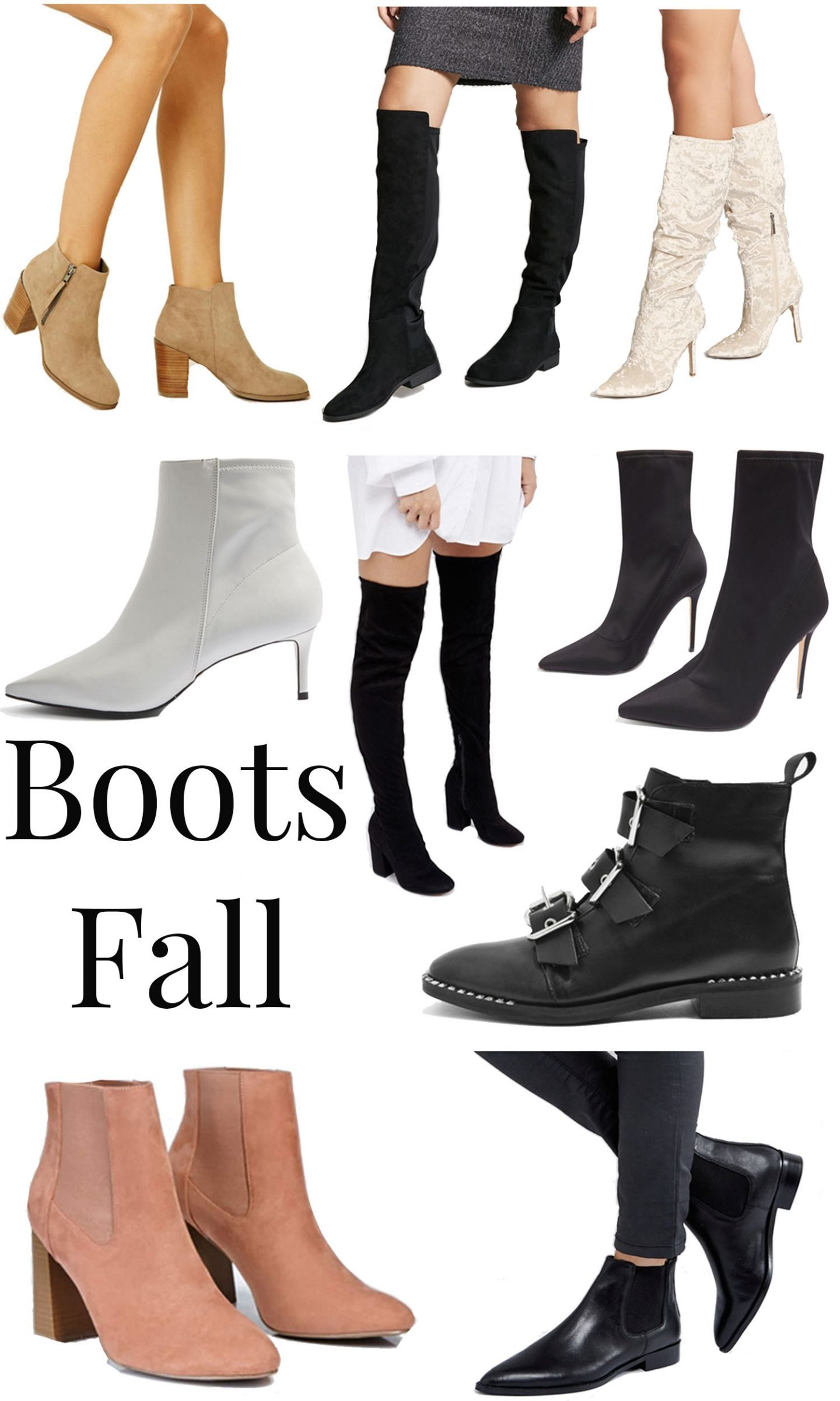 boots fall