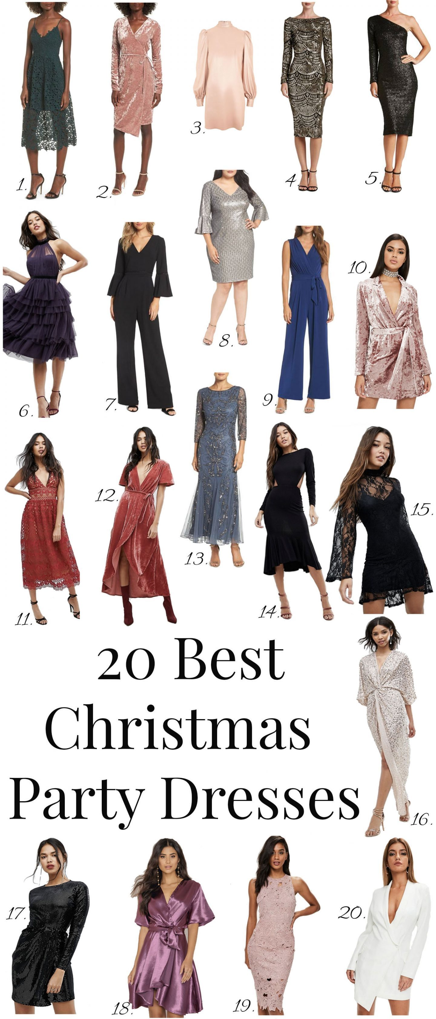 christmas party dresses 20