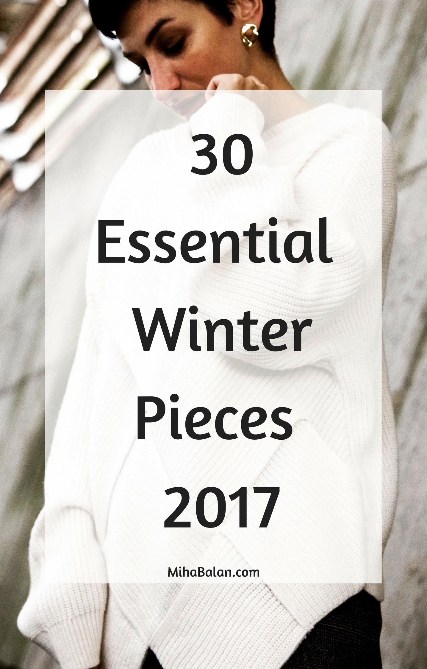 30 Essential Winter Pieces 2017, women fashion, winter outfits, coats, jackets, sweaters, boots, accesories for winter for women