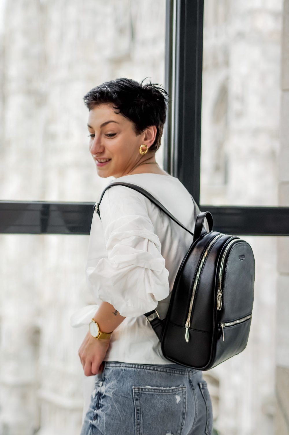 The ultimate backpack for everyday, travel and everything in between, nordic design, scandinavian style, accessory