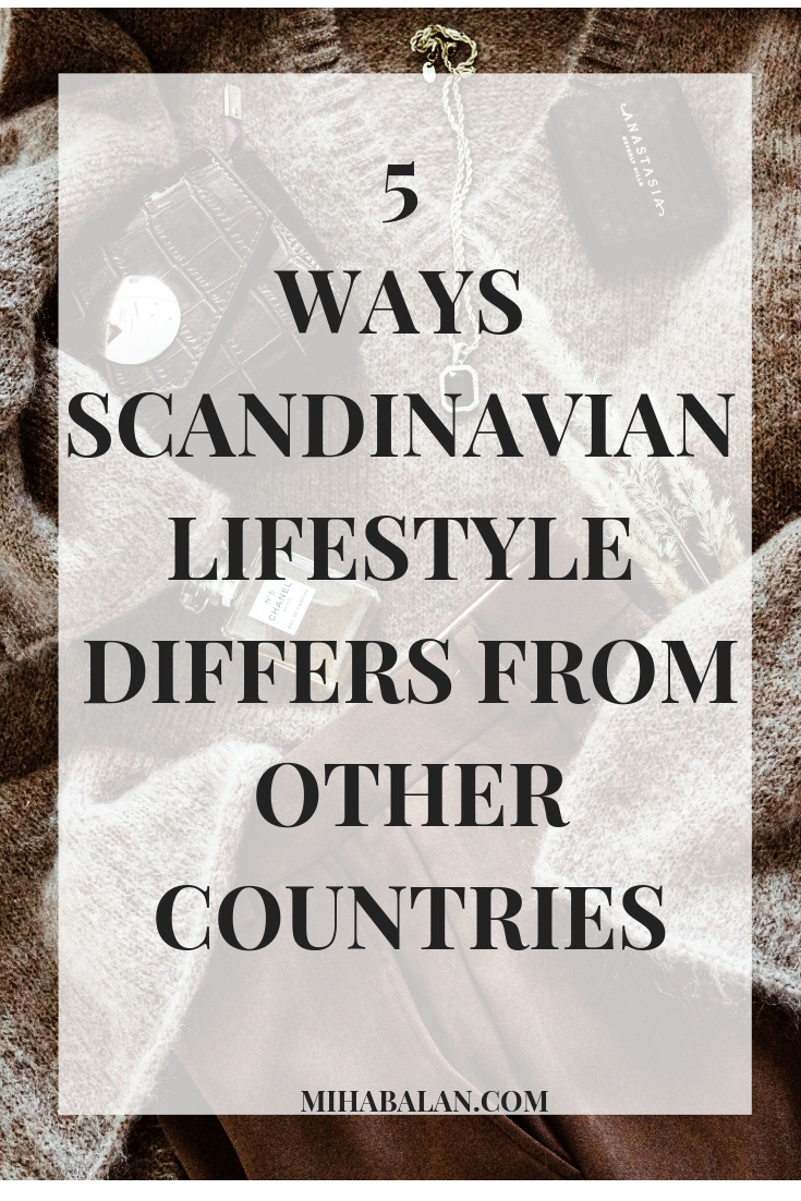 5 ways Scandinavian lifestyle differs from other countries, Scandinavian lifestyle, Scandinavian style, fall fashion, sweater1